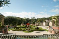 This is a heavenly place on earth. Vizcaya Museum and Gardens in Miami, FL Photo by Sarah Rodriguez (Sarah Photography) Homestead, FL Sarah Photography, Heavenly Places, Homesteading, Golf Courses, Miami, Museum, Gardens, Earth, Mansions