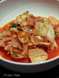 Hausgemachte Kimchi Rezept