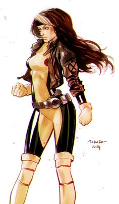 Pinup Arena • mtakara: commission - Rogue — commission list...