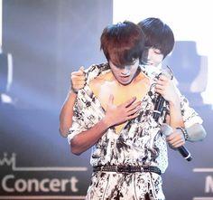 Myungyeol ♥-♥ shared by on We Heart It Kim Sung Kyu, Lee Sung, L Cosplay, Kim Myung Soo, Myungsoo, Woollim Entertainment, Hush Hush, Beautiful Babies, South Korean Boy Band