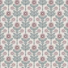 Complete with light pink flowers and grey leaves, this eggshell nature inspired print has a classic charm. Its dazzling painterly design will add a folksy flair to rooms. Aya is an unpasted, non woven wallpaper. Flower Wallpaper, Wallpaper Roll, Photo Wallpaper, Wall Wallpaper, Pink Wallpaper, Light Pink Flowers, Cream Flowers, Floral Flowers, Scandinavian Wallpaper