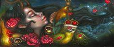 "theartofrubiestrada.com – Artist. ""Painting my dreams just to keep them alive"""