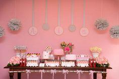 Chá de bebê menina: ateliê cor-de-rosa   Baby & Kids   It Mãe
