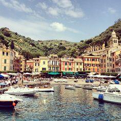 Portofino! by SemplicementePepeRosa, via Flickr