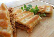 Τραγανά και πανεύκολα Κιμαδοπιτάκια Με Πίτα Σουβλάκι Spanakopita, Sandwiches, Appetizers, Snacks, Cooking, Ethnic Recipes, Food, Tips, Kitchen