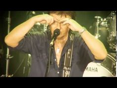 Chris Norman - Lay Back In The Arms Of Someone(Live Time Traveller Tour 2011) - YouTube