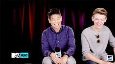 Ok king hong lee kinda scares me in this but thomas sangster