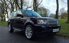 UNDER OFFER – 2006/56 Range Rover 4.2 V8 Supercharged HSE Sport – 50,000 Miles – £15,795