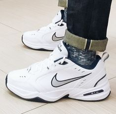 best service 3b94a 4efe2 How the Nike Air Monarch Is Becoming