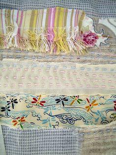 handmade quilt piece