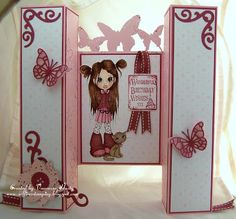 Saffires Stamping: Pint Sized Love