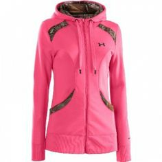 Under Armour Misses' Outdoor Storm Hoody - Perfection - Mills Fleet Farm