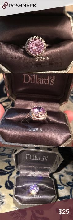 Brand new Ring in a box size 9 Brand new ring in a box size 9 Make offer  👌👌👌👍👍👍👍beautiful ring for beautiful dillards Jewelry Rings