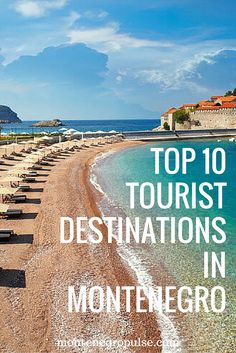 Find out where the top holiday spots are in Europe's hottest summer destination - Montenegro. From non-stop parties in Budva to Venetian beauty in Kotor to wild nature in the national parks, Montenegro has the perfect vacation destination for you.