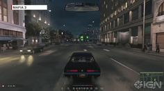 Rear view mirror in Mafia 3 do other games have this?