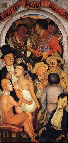 IMAGEM PARA INSPIRAR SONHOS - Diego Rivera