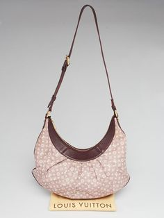 6cf38e0cb6 Louis Vuitton Sepia Monogram Idylle Canvas Rhapsodie MM Bag - Yoogi's Closet