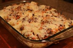 Potatoes with Cream and Mushrooms Recipe