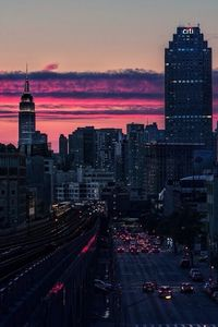 Sunset by Itoodmuk New York City Feelings - NYC Sunset by ItoodmukNYC (disambiguation) New York City (NYC) is the most populous city in the United States. NYC may also refer to: Oh The Places You'll Go, Places To Travel, City Aesthetic, Dream City, Concrete Jungle, City Lights, Belle Photo, New York City, Cities