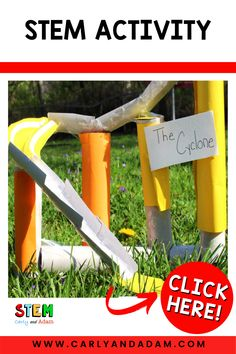 Get your students pumped up for summer and STEM with this end of the year STEM challenge to design, build, and test a roller coaster! #STEM #STEMchallenges Stem Teacher, Elementary Teacher, Next Generation Science Standards, Easel Activities, Coding For Kids, Resource Room, Stem Challenges, Stem Projects, Hands On Learning