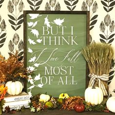 Are you ready for fall decorating? We have lots of fall items to get you started! Halloween Home Decor, Halloween Signs, Fall Halloween, Holiday Decor, Farmhouse Halloween, Hobby Lobby Crafts, Fresh Christmas Trees, Fall Banner, Rustic Fall Decor