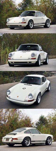 Singer Porsche 911 - France version