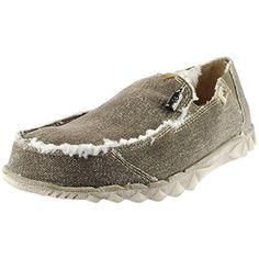 Hey Dude Farty Chalet Shoes - Chocolate - http://on-line-kaufen.de/hey-dude/hey-dude-farty-chalet-shoes-chocolate