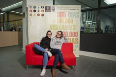 27-11-2014 Photocall celebración 1er aniversario de la biblioteca.