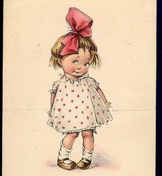 "EASEL/STAND UP POSTCARD..TWELVETREES ""I AIN'T NOBODY'S SWEETHEART YET!"" COY GIRL 