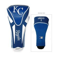 Team Golf Kansas City Royals Apex Head Cover - Golf Equipment, Collegiate Golf Products at Academy Sports #ChoosingTheRightGolfEquipment