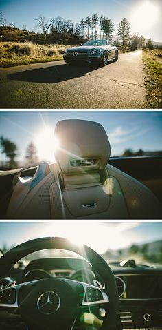 Californian adventure with the Mercedes-Benz SL. Photos by Florian Roser (https://500px.com/roserflorian).