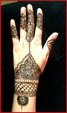 Indian Mehndi Designs To Inspire You