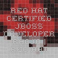 Red Hat Certified JBoss Developer - RHCJD | Red Hat