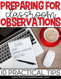 The dreaded classroom observations come around every year, but we don't have to hate them! Read how I embrace the administrations presence in my classroom and learn from my mistakes!