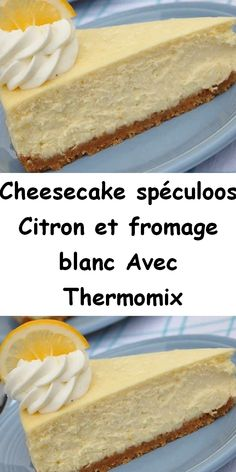 Thermomix Cheesecake, Cheesecake Speculoos, Dessert Thermomix, Cheesecake Cake, Robot Thermomix, Cheese Recipes, Cake Recipes, Dessert Recipes, Kneading Dough