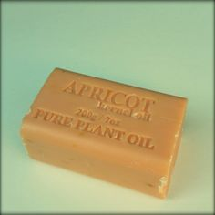So the crackpots have a thing about apricot kernels curing cancer. They should buy this soap and rub really, really hard. Apricot Kernels, Cancer Cure, Really Hard, Butter Dish, Soap, Pure Products, Inspiration, Apricot Seeds, Biblical Inspiration