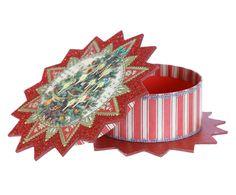 Коробка-шкатулка - картон, 18х18 см | Westwing Интерьер & Дизайн
