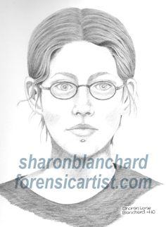 One of my forensic sketches. www.sharonblanchardforensicartist.com Forensic Artist, Forensics, Cartoons, Sketches, Journal, Graphic Design, Portrait, Drawings, Animated Cartoons