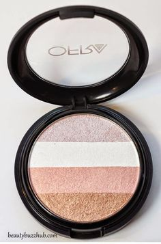 BeautyBuzzHub: OFRA Cosmetics Blush Stripes - Illuminating   Swatches & Photos https://www.ofracosmetics.com/collections/bronzers-marbles-shimmers-stripes/products/blush-stripes?variant=8997226819