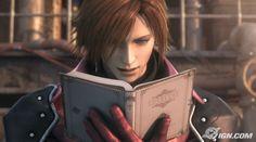 Genesis - Crisis Core   Final Fantasy VII