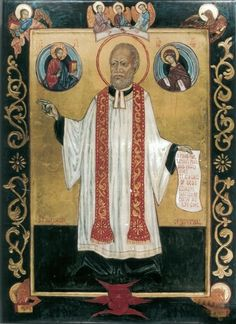the Rev. Alexander Crummell from John Walsted Icons