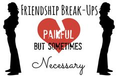 Friendship Breakups