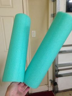 Pool noodles wonderful for many things-cut to size-cut down side and place around pipes or faucets! Then wrap as needed  CHEAP. But them after summer for nothing. The skinny ones really good for BOOTS keep them standing straight up in closet.