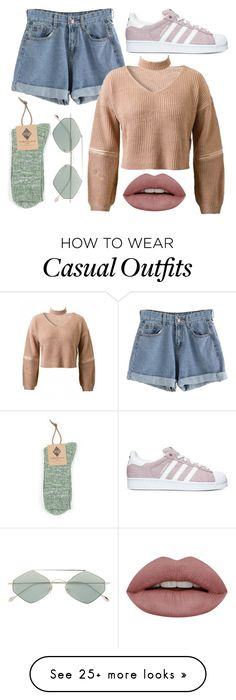 """""""Без названия #226"""" by pinkycohle on Polyvore featuring Spektre and adidas"""