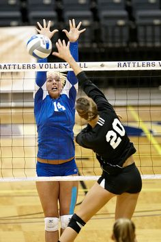 texas womens volley ball | ... at St. Mary's Rattlers Women's Volleyball | Flickr - Photo Sharing