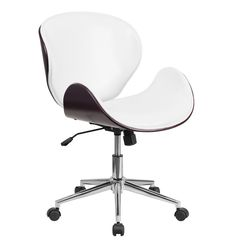 The Mod Office - Bruce Office Chair- Mahogany, $279.00 (http://www.themodoffice.com/bruce-office-chair-mahogany/)