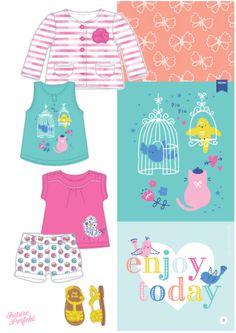 Future Trend Perfekt Babywear livre - S / S 2017 - Mode Enfant - Styling ...
