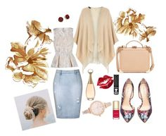 """Untitled #2"" by ilvana-mujkic ❤ liked on Polyvore featuring moda, Bebe, Ally Fashion, Elie Saab, River Island, Aspinal of London, Dorothy Perkins, Manic Panic, Dolce&Gabbana i Lauren Ralph Lauren"