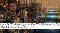 Dragon Age headlines, Alistair