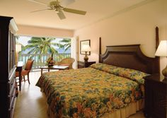 A room with a view. I wouldn't mind spending a well-deserved holiday at Almond Beach Resort in #Barbados.